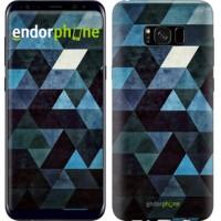 Чехол для Samsung Galaxy S8 Plus Треугольники 2859c-817