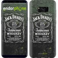 Чехол для Samsung Galaxy S8 Plus Whiskey Jack Daniels 822c-817