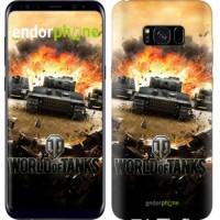 Чехол для Samsung Galaxy S8 Plus World of tanks v1 834c-817