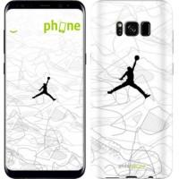 Чехол для Samsung Galaxy S8 Air Jordan 3688c-829