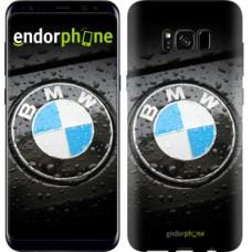 Чехол для Samsung Galaxy S8 BMW 845c-829