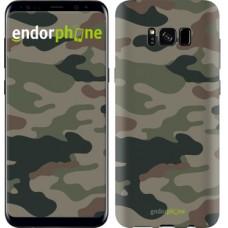 Чехол для Samsung Galaxy S8 Камуфляж v3 1097c-829
