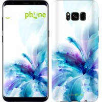 Чехол для Samsung Galaxy S8 цветок 2265c-829