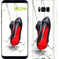 Чехол для Samsung Galaxy S8 Devil Wears Louboutin 2834c-829