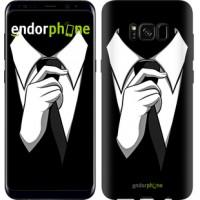 Чехол для Samsung Galaxy S8 Галстук 2975c-829