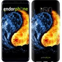Чехол для Samsung Galaxy S8 Инь-Янь 1670c-829