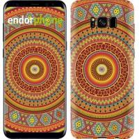 Чехол для Samsung Galaxy S8 Индийский узор 2860c-829