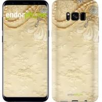 Чехол для Samsung Galaxy S8 Кружевной орнамент 2160c-829