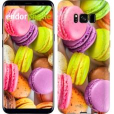 Чехол для Samsung Galaxy S8 Макаруны 2995c-829