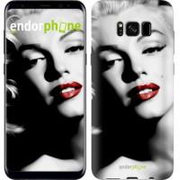 Чехол для Samsung Galaxy S8 Мэрилин Монро 2370c-829