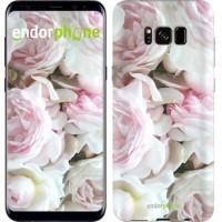 Чехол для Samsung Galaxy S8 Пионы v2 2706c-829