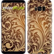 Чехол для Samsung Galaxy S8 Растительный узор 2260c-829