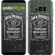 Чехол для Samsung Galaxy S8 Whiskey Jack Daniels 822c-829