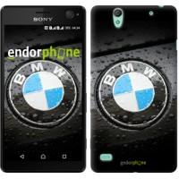 Чехол для Sony Xperia C4 BMW 845m-295