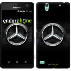 Чехол для Sony Xperia C4 Mercedes Benz 2 975m-295