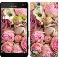 Чехол для Sony Xperia C4 Розы v2 2320m-295