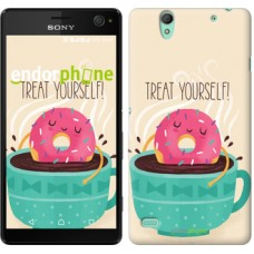 Чехол для Sony Xperia C4 Treat Yourself 2687m-295