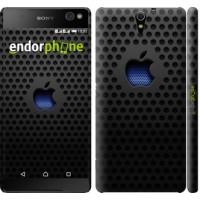 Чехол для Sony Xperia C5 Ultra Dual E5533 apple 2 1734m-506