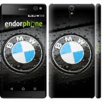 Чехол для Sony Xperia C5 Ultra Dual E5533 BMW 845m-506