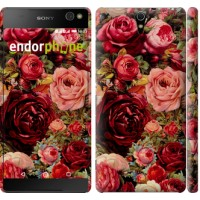 Чехол для Sony Xperia C5 Ultra Dual E5533 Цветущие розы 2701m-506