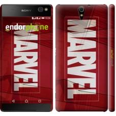 Чехол для Sony Xperia C5 Ultra Dual E5533 Marvel 2752m-506