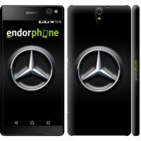 Чехол для Sony Xperia C5 Ultra Dual E5533 Mercedes Benz 2 975m-506