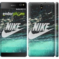 Чехол для Sony Xperia C5 Ultra Dual E5533 Water Nike 2720m-506