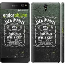 Чехол для Sony Xperia C5 Ultra Dual E5533 Whiskey Jack Daniels 822m-506