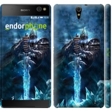 Чехол для Sony Xperia C5 Ultra Dual E5533 World of Warcraft. King 644m-506