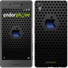 Чехол для Sony Xperia X apple 2 1734m-446