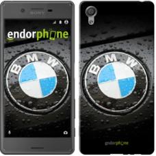 Чехол для Sony Xperia X BMW 845m-446