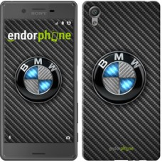 Чехол для Sony Xperia X BMW. Logo v3 3109m-446