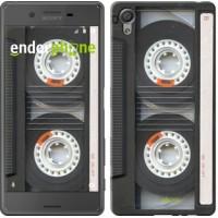 Чехол для Sony Xperia X Кассета 876m-446