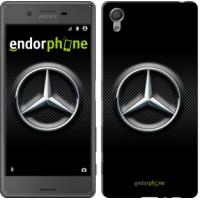 Чехол для Sony Xperia X Mercedes Benz 2 975m-446