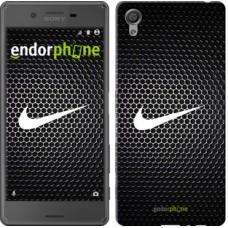 Чехол для Sony Xperia X Nike 10 1028m-446