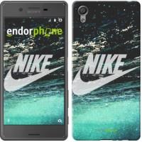Чехол для Sony Xperia X Water Nike 2720m-446