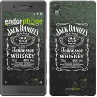 Чехол для Sony Xperia X Whiskey Jack Daniels 822m-446