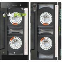 Чехол для Sony Xperia XA1 Кассета 876m-964