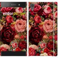 Чехол для Sony Xperia XA1 Цветущие розы 2701m-964