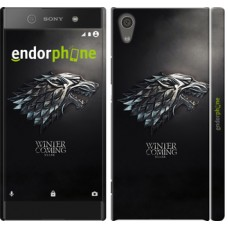 Чехол для Sony Xperia XA1 Game of thrones. Stark House 1120m-964