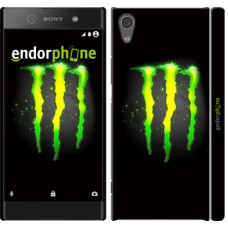 Чехол для Sony Xperia XA1 Monster energy 821m-964