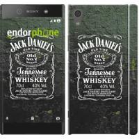 Чехол для Sony Xperia XA1 Whiskey Jack Daniels 822m-964