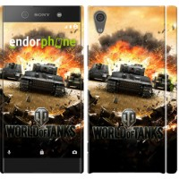 Чехол для Sony Xperia XA1 World of tanks v1 834m-964