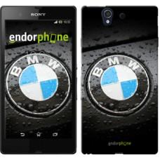 Чехол для Sony Xperia Z C6602 BMW 845m-40