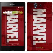 Чехол для Sony Xperia Z C6602 Marvel 2752m-40