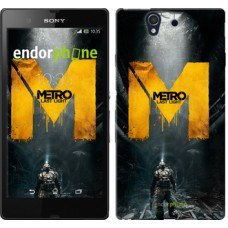 Чехол для Sony Xperia Z C6602 Metro. Last light 631m-40