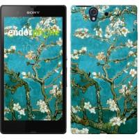 Чехол для Sony Xperia Z C6602 Винсент Ван Гог. Сакура 841m-40