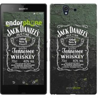 Чехол для Sony Xperia Z C6602 Whiskey Jack Daniels 822m-40