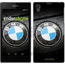 Чехол на Sony Xperia Z1 C6902 BMW 845c-38