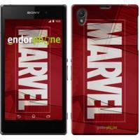Чехол на Sony Xperia Z1 C6902 Marvel 2752c-38